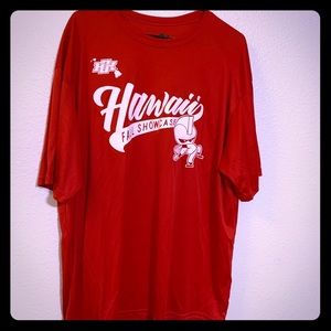 Dri fit T-shirt in red size XL